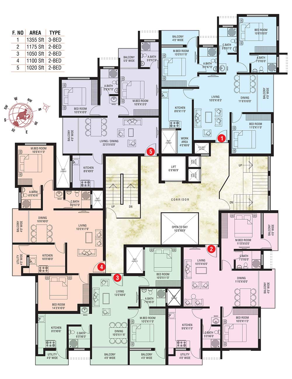 Pin row house planjpg on pinterest for Typical house floor plan